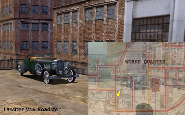 Lassiter V16 Roadster