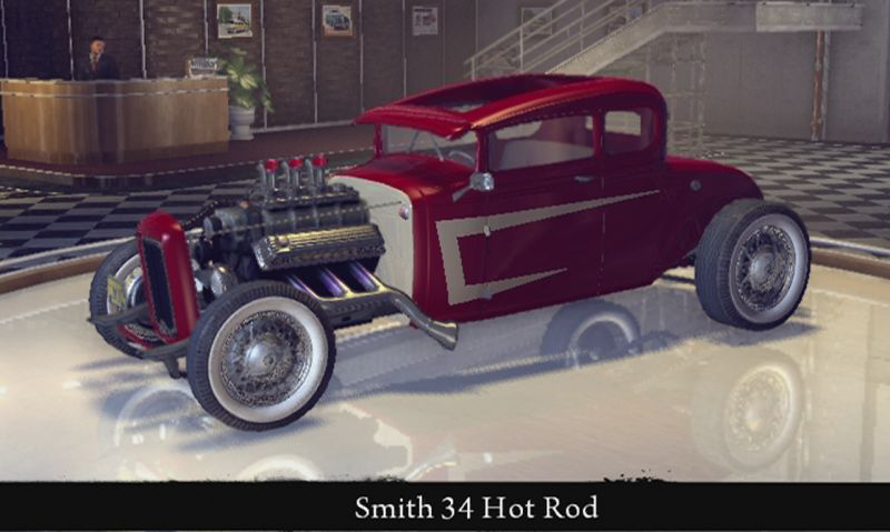 Smith 34 Hot Rod