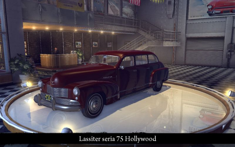 Lassiter Series 75 Hollywood