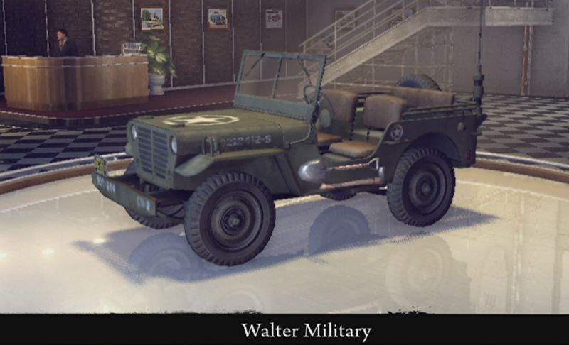Walter Military