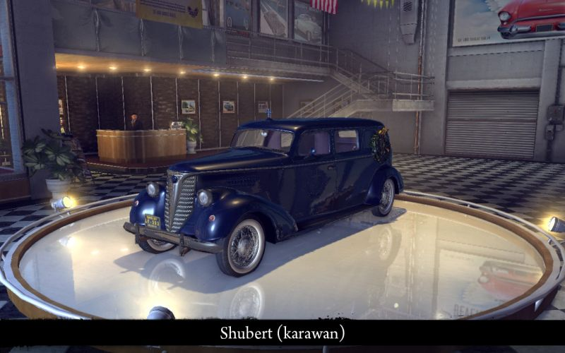 Shubert 38 Hearse