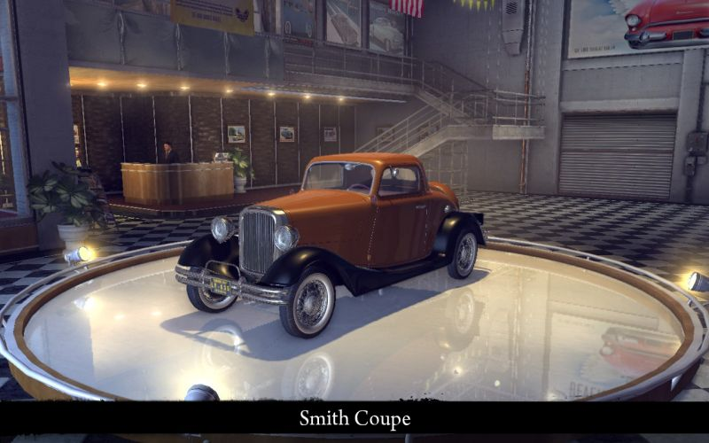 Smith Coupe
