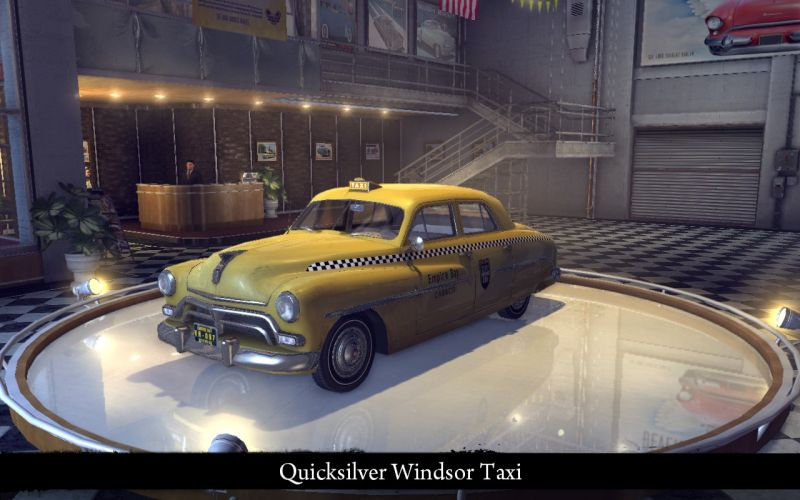 Quicksilver Windsor Taxi