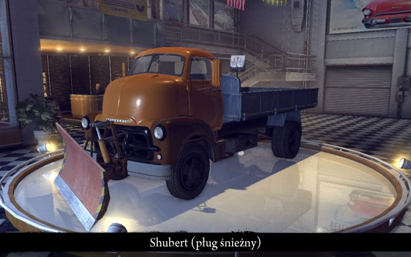 Shubert Snow Plow