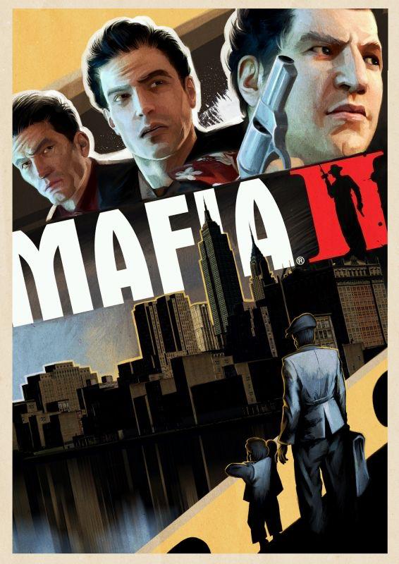 Plakaty Mafia Ii