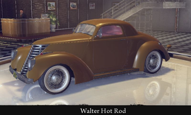 Walter Hot Rod