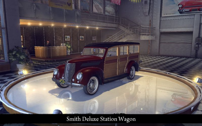 Smith Deluxe Station Wagon