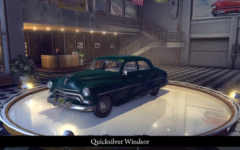 Quicksilver Windsor