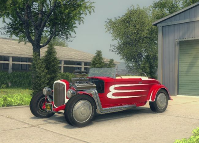 Waybar Hot Rod